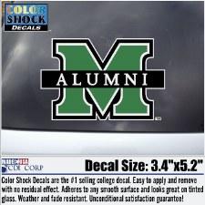 M/Alumni Decal
