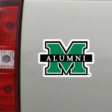 M/Alumni Mini Magnet