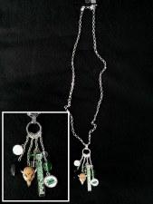 Marshall Multi-Charm Necklace
