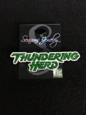 Thundering Herd Pin