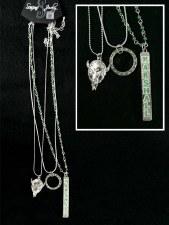 Marshall Trio Necklace