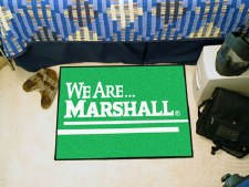 We are...Marshall Floor Mat