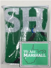 We Are...Marshall Knit Blanket
