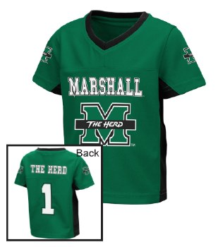 Max Power Toddler Football Jersey- 5T