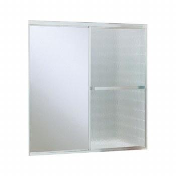 """Standard Sliding Bath Door - Height 56-7/16"""", Max. Opening 59"""""""