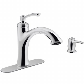 Elliston® , pullout kitchen faucet