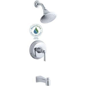 Archer® Bath/shower trim set, valve not included