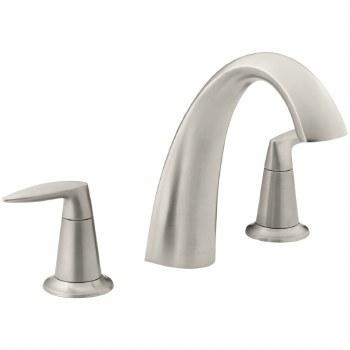 Alteo® Bath faucet trim, valve not included