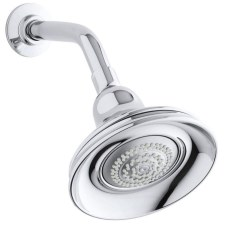 Bancroft® 1.75 gpm multifunction wall-mount showerhead