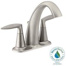 Alteo® Centerset bathroom sink faucet