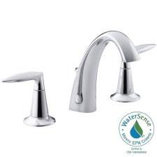 Alteo® Widespread bathroom sink faucet