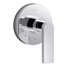 Composed™ volume control valve trim with lever handle