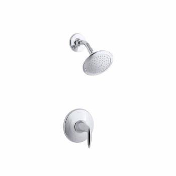 Alteo® Shower trim, valve not included