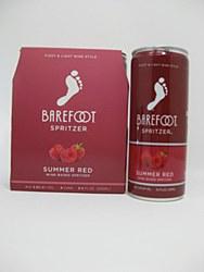 Barefoot Refresh Red 4pk