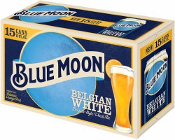 Blue Moon 15pk Cans