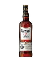 Dewars 12 Year 750ml