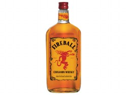 Fireball Whiskey Traveler 750m