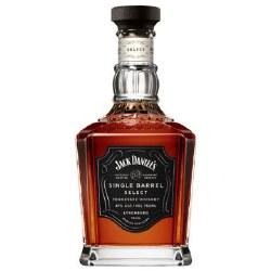 Jack Daniel Barrel Proof 750ml