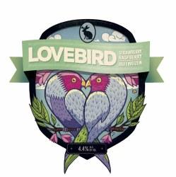 Growler Jackalope Love Bird