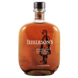 Jeffersons Small Batch 750ml
