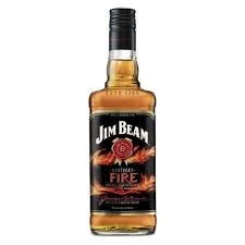 Jim Beam Kentucky Fire 375ml