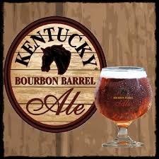 Growler fill Kentucky Bourbon