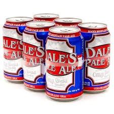 Oskar Blues Dales Pale Ale 6pk