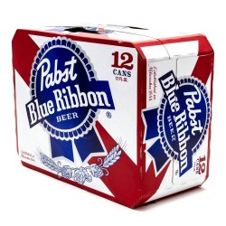 Pabst Blue Ribbon 12pk