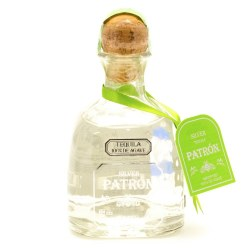 Patron Silver Tequila 200ml