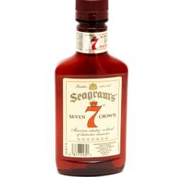 Seagrams 7 Crown Whiskey 375ml