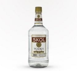 Skol 80 Proof Vodka 1.75L