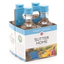 Sutter Home Pinot Grigio 4pk