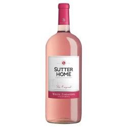 Sutter Home White Zin 1.5L