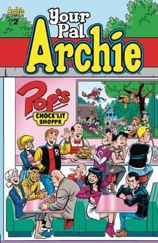 All New Classic Archie Your Pal Archie #2 Cvr B Les Mclaine