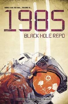 1985 Black Hole Repo #1 Cvr BBivens