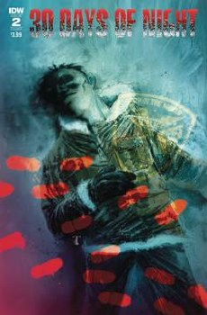 30 Days Of Night #2 (Of 6) CvrA Templesmith