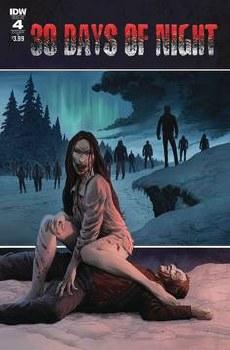 30 Days Of Night #4 (Of 6) CvrA Templesmith