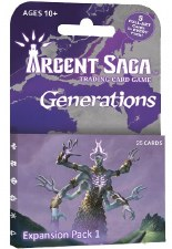 ARG Expansion Pack 1 - Generations