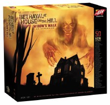 Betrayal at House on the Hill:Widow's Walk Expansion