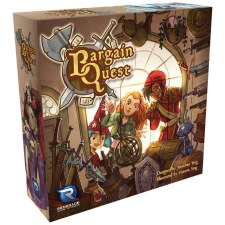 Bargain Quest Board Game