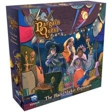 Bargain Quest Black Market ExpBoard Game
