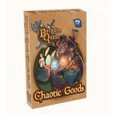 Bargain Quest Chaotic Goods Exp Board Game