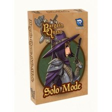 Bargain Quest Solo Mode Exp Board Game