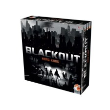 Blackout Hong Kong Board Game
