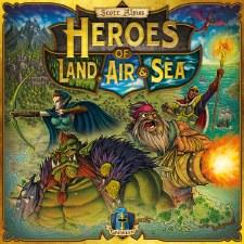 Heroes of Land, Air & Sea Board Game