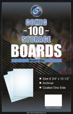 SH Comic Boards - Modern Pack(100)