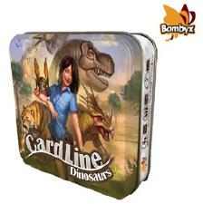 CardLine: Dinosaurs Card Game