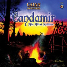 Catan Adventures Candamir TheFirst Settlers (Stand-alone)