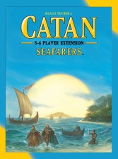 Catan Seafarers of Catan 5-6 Player Extension