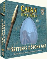 Catan Histories Settlers of the Stone Age (Stand-alone)